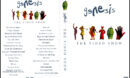 Genesis-The Video Show DVD Cover