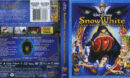 Snow White And The Seven Dwarfs (2009) Blu-Ray Cover & label