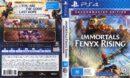 Immortals Fenyx Rising Shadowmaster Edition  (Australia) DVD Cover