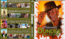 Crocodile Dundee Collection R1 Custom DVD Cover