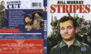 Stripes (1981) Blu-Ray Cover & Label