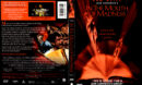 IN THE MOUTH OF MADNESS (1995) DVD COVER & LABEL