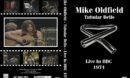 Mike Oldfield-Live In BBC  1974 DVD Covers