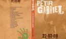 Peter Gabriel-Live In Buenos Aires 2009 DVD Cover
