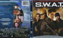 S.W.A.T. (2003) Blu-Ray Cover & Label
