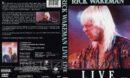 Rick Wakeman-Live (Nottingham 1990) 1998 Dvd cover