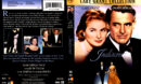 INDISCREET (1958) DVD COVER & LABEL
