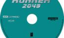 Blade Runner 2049 UHD custom label