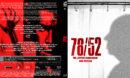 78/52 - Die letzten Geheimnisse von Psycho (2017) DE Blu-Ray Cover