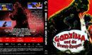 Godzilla und die Urwelt-Raupen (1964) DE Blu-Ray Cover