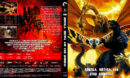 Godzilla, Mothra and King Ghidorah (2001) DE Blu-Ray Cover