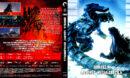 Godzilla Against Mechagodzilla (2002) DE Blu-Ray Cover