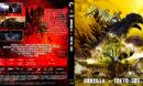 Godzilla - Tokyo SOS (2003) DE Blu-Ray Cover
