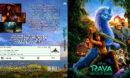 Raya und der letzte Drache (2021) DE Blu-Ray cover