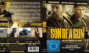 Son of a Gun (2014) DE Blu-Ray Covers & label