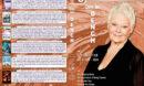 Judi Dench Filmography - Set 6 (2001-2004) R1 Custom DVD Cover