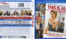 This Is 40 (2012) Blu-Ray Cover & Labels