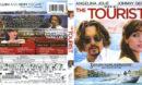 The Tourist (2010) Blu-Ray Cover & Label