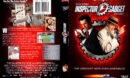 INSPECTOR GADGET (1999) DVD COVER & LABEL