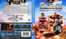 Todesmelodie R2 DE DVD Cover