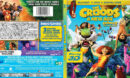 THE CROODS A NEW AGE 3D (2020) BLU-RAY COVER