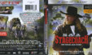 Stagecoach: The Texas Jack Story (2018) 4K UHD Cover & Labels