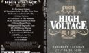 Classic Rock High Voltage 2010 DVD Cover