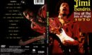Jimi Hendrix-Live At The Isle Of Wight 1970 DVD Cover