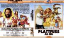 Plattfuss am Nil (1980) R2 DE DVD Cover
