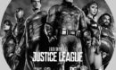 Zack Snyder's Justice League (2021) Custom DVD Label