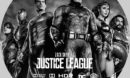 Zack Snyder's Justice League (2021) Custom UHD 4K Blu-Ray Label