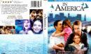 IN AMERICA (2002) DVD COVER & LABEL