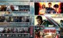 Captain America Triple Feature Custom 4K UHD Covers