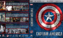 Captain America Collection 4K UHD Custom Cover