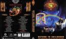 Fish-Return To Childhood (2008) DVD Cover