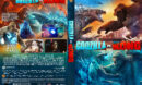 Godzilla vs. king (2021) R0 Custom DVD Cover