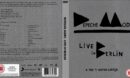 Depeche Mode-Live In Berlin Blu-Ray Cover