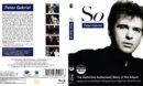 Peter Gabriel-So Blu-ray Cover