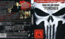 The Punisher (Kinofassung & Extended Cut) (2004) DE Blu-Ray Covers & Labels