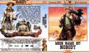 Mein Name ist Nobody (1973) R2 DE DVD Cover