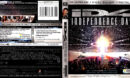 INDEPENDENCE DAY 20TH ANNIVERSARY EDITION 4K (1996) BLU-RAY COVER & LABELS