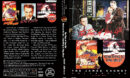 THE JAMES CAGNEY COLLECTION - TIME OF YOUR LIFE, BLOOD ON THE SUN & SOMETHING TO SING ABOUT DVD COVER & LABEL
