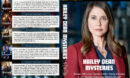 Hailey Dean Mysteries - Volume 1 R1 Custom DVD Cover & Labels