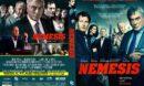 Nemesis (2021) R1 Custom DVD Cover