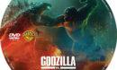 Godzilla vs Kong Custom Blu-Ray label