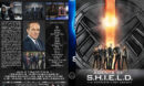 Agents of S.H.I.E.L.D. - Season 1 R1 Custom DVD Cover & Labels