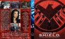 Agents of S.H.I.E.L.D. - Season 2 R1 Custom DVD Cover & Labels
