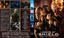 Agents of S.H.I.E.L.D. - Season 4 R1 Custom DVD Cover & Labels