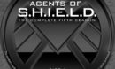 Agents of S.H.I.E.L.D. - Season 5 R1 Custom labels