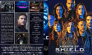 Agents of S.H.I.E.L.D. - Season 6 R1 Cusom DVD Cover & Labels